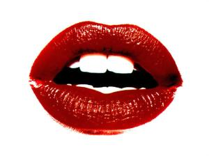 red lip classic