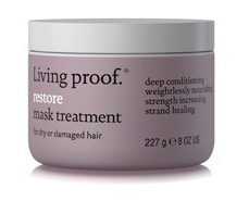 Living Proof Hair Mask Treatment